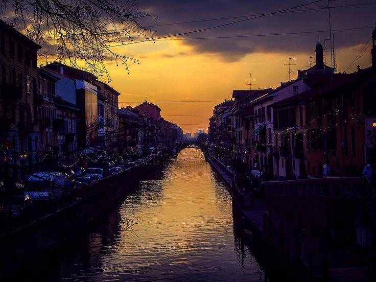 Canales Navigli (Milano - Italy)