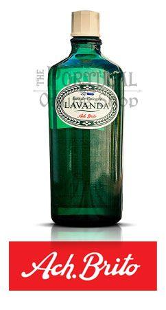 Ach Brito Lavanda EdC - Lavender Eau de Cologne - Água de Colónia - ThePortugalonlineshop.com