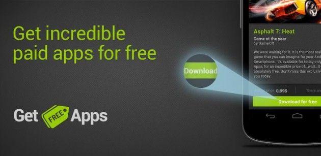 Descargar aplicaciones de pago en Android gratis