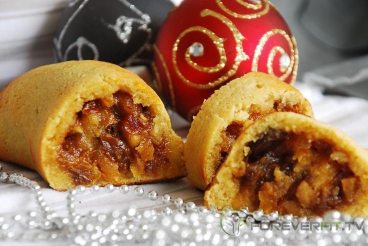 Christmas Fruit Parcels - Gluten Free