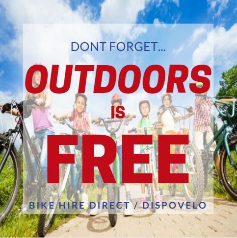 It is the start of the school #Autumn, #Toussaint , #holidays here in #France - if you are looking for things for your #kids to do... dont forget that the #outdoors is free!  Of course our favorite outdoor activity is #cycling ! So if you need #childrens bikes across SW France then contact one of our #BikeHireDirect teams who can deliver #bikes direct to your for FREE... for more information visit link in bio 😀  #velo #DispoVelo #children #activekids #family #familyfun #familyholiday…