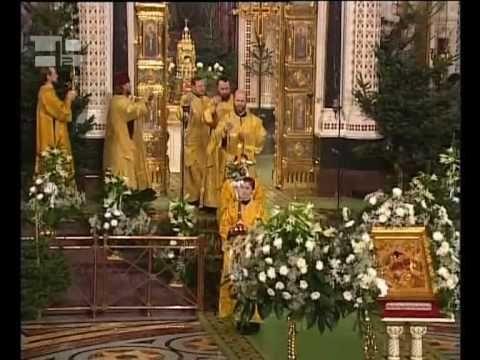 Navidad Ortodoxa en Rusia