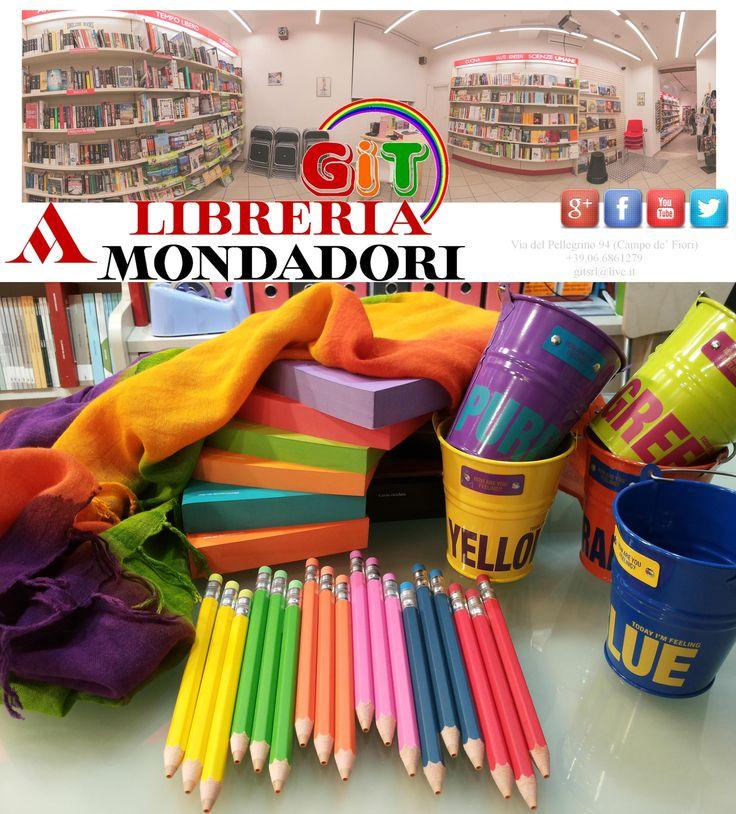 Arcobaleni in libreria