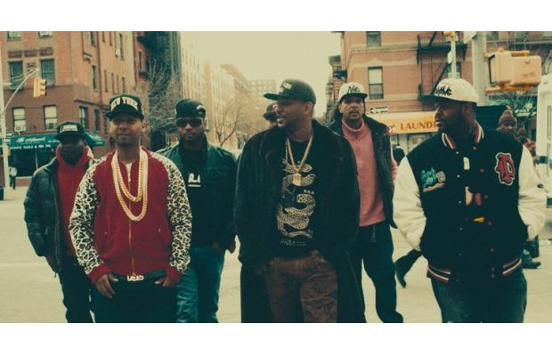 "First Look: Cam'ron & A-Trak ""Dipsh*ts"" (official video)"