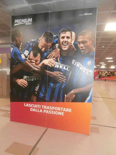 Penny In Wanderland: Επίσκεψη στο Stadio San Siro στο Μιλάνο!!