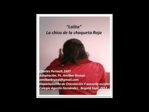 Lolita   La chica de  la chaqueta Roja