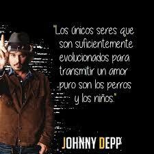 Resultado de imagen para frases famosas de johnny depp