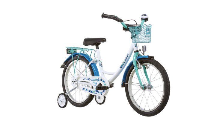 Vermont Girly - Vélo enfant 16 pouces - bleu