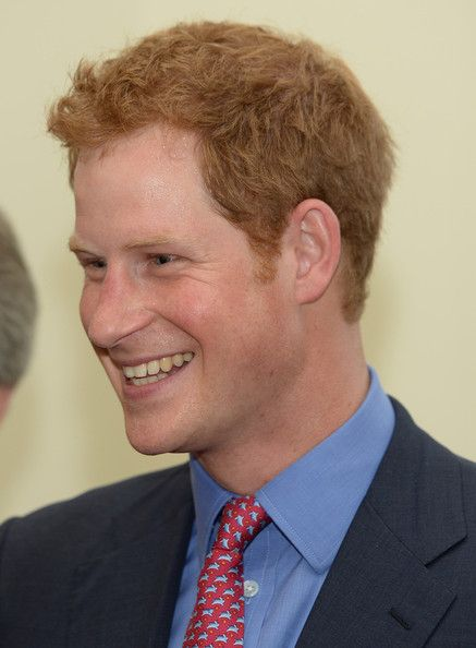 HRH Prince Harry attends a dinner at the British Ambassador's residence on May 9, 2013 in Washington, DC. He will be undertaking engagements on behalf of charities with which the Prince is closely associated on behalf also of HM Government, with a central theme of supporting injured service personnel from the UK and US forces.