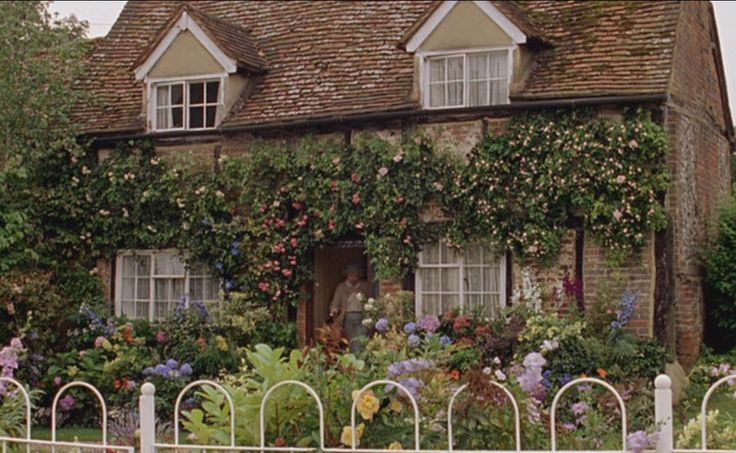 Miss Marple's Cottage in St Mary Mead My dream home