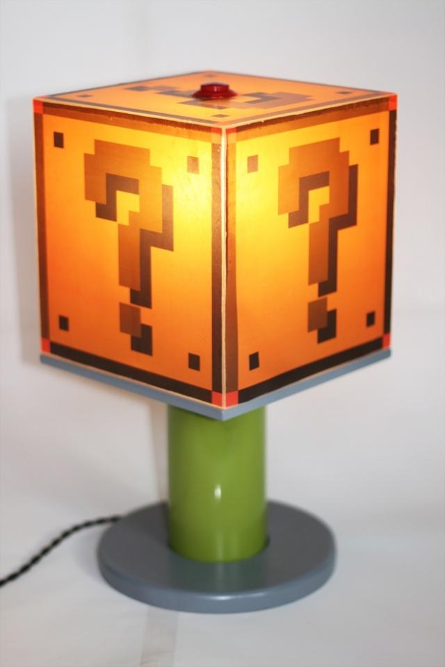 How to make a Mario Light