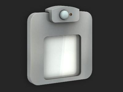 Lampa ambientala cu leduri RGB