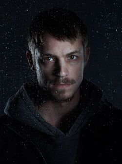 Joel Kinnaman as Stephen Holder from The Killing. Awesome.