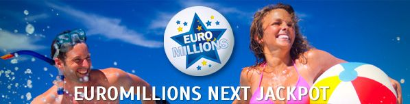 With a record jackpot payout of £161 Million, EuroMillions is a massive, lump sum, tax-free, pan-European lottery that can roll over multiple times!