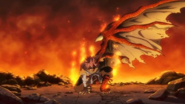 Fairy Tail - Dragon Cry the Movie - Natsu Dragneel