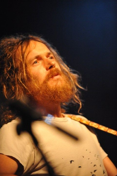 singer, damien rice, beard