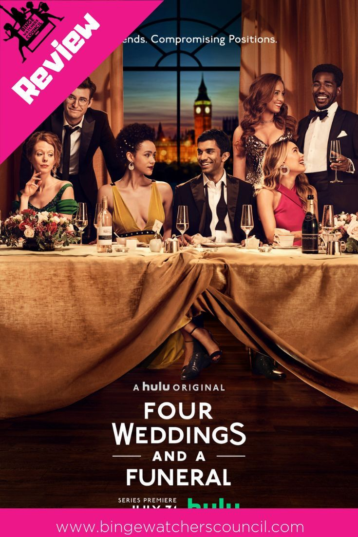 Four Weddings and a Funeral Good comedy movies, Comedy