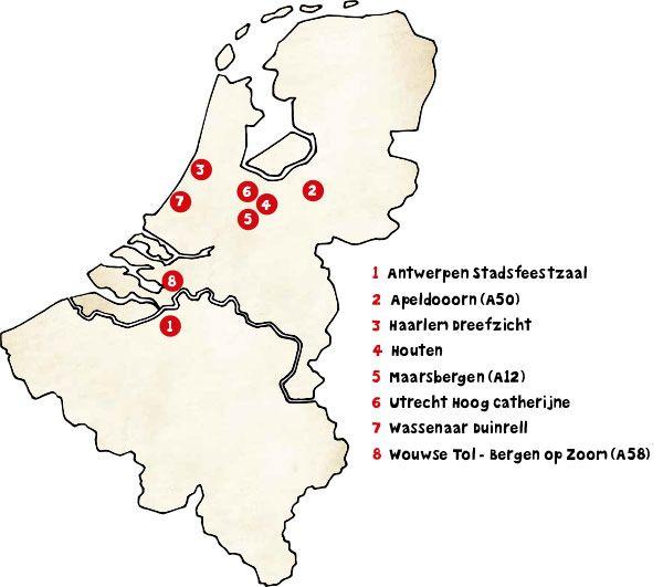 Meer informatie over onze #vergaderlocaties ? Ga naar www.laplace.nl/vergaderen of bel 088-1303600 voor meer informatie.