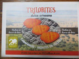 Casa Rural-Restaurante Boquerón de Estena. Parque Nacional De Cabañeros: Pastas de trilobites en el Parque Nacional de Caba...