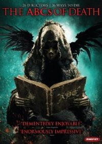THE ABCs OF DEATH DVD review