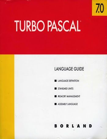 Turbo Pascal 7.0 Language Guide