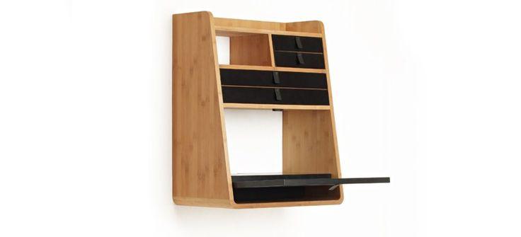 secr taire mural gaston vintage casa pinterest desks. Black Bedroom Furniture Sets. Home Design Ideas