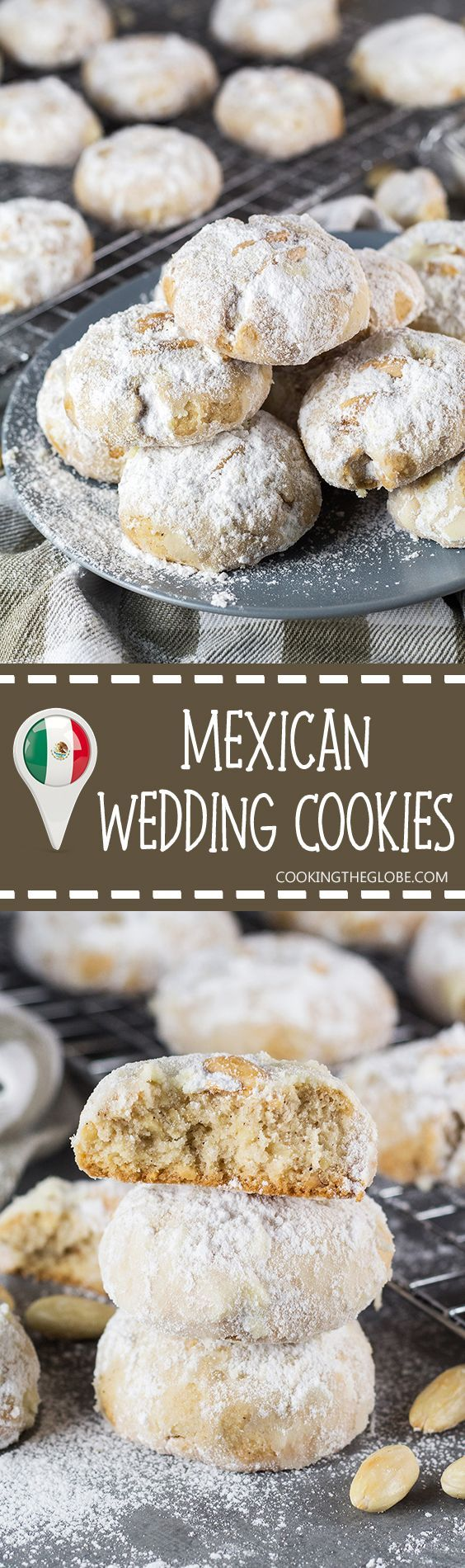 Spoonful of sugah almond polvorones aka russian tea cakes mexican - Mexican Wedding Cookies