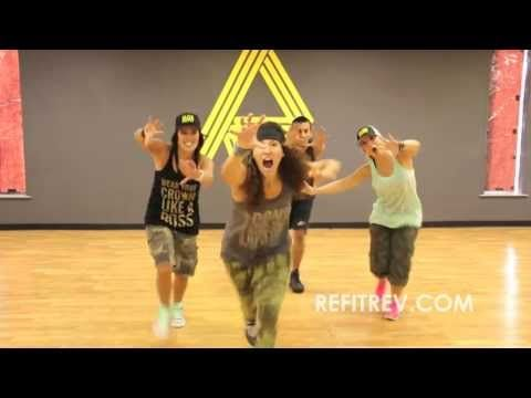 """REFIT® Dance Fitness, """"Roar"""" Katy Perry. """"ReFitRev"""" for more dance workout"""