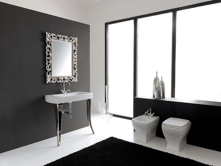 Stylish Bathroom Decor With An Art Deco Twist From Artceram - http://www.diydecorprojects.com/stylish-bathroom-decor-with-an-art-deco-twist-from-artceram.html