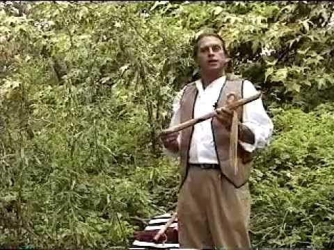 Beginning Native American Flute Lessons with Odell Borg. This is the first part in a series of great lessons for playing the Native American Flute.