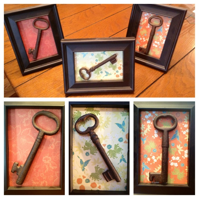 25+ unique Old key crafts ideas on Pinterest