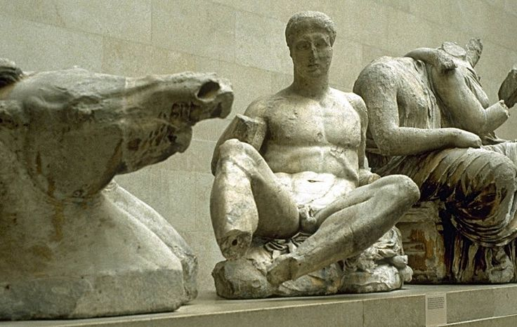 Greek Culture Minister Denies 'London Times' Parthenon Marbles Story.