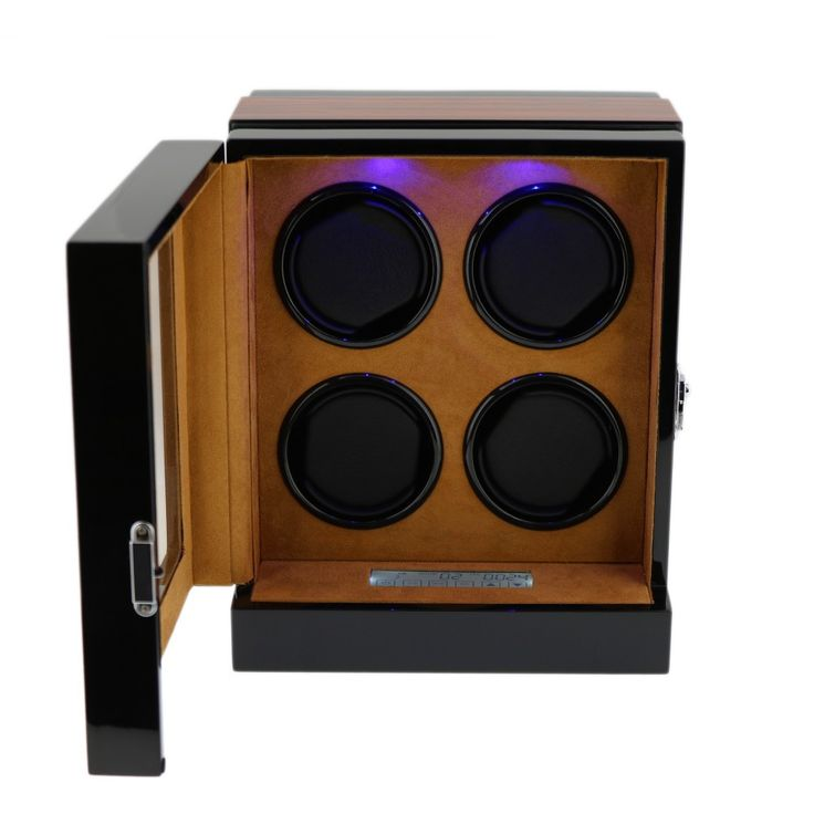 ON SALE, JUST £295!!  This is a Great Watch Winder, Zebrano Wood Finish Perfect for Rolex , Breitling, Omega, Hublot etc All Automatic Watches, Fortis 4 Watch Winder by Aevitas #watchbox #Walnut #rotator #watchporn #luxury #luxurywatches #Rolex #Breitling #Hublot #watchnerd #watches #timepieces #watchphotography #MensWearDaily #watchoftheday #watchfreak #LoveWatches #s7fellas #tgis7fellas #s7fellasessentials  #watchesofinstagram #watchanish  #watchfam #watchgeek #watchanish #watchcommunity…