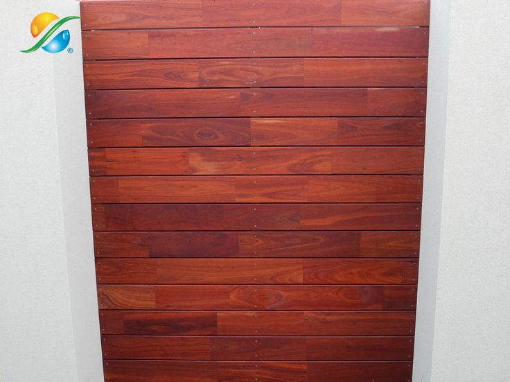 Timber Decking Jarrah