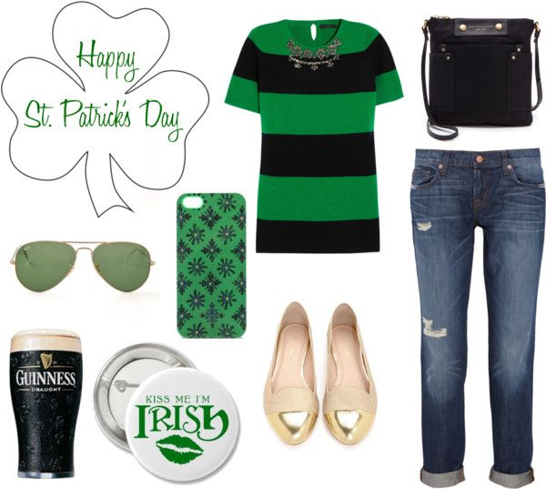 St. Patrick's Day Outfit Inspiration & I just bought this shirt too - Best 25+ St Patrick's Day Outfit Ideas That You Will Like On