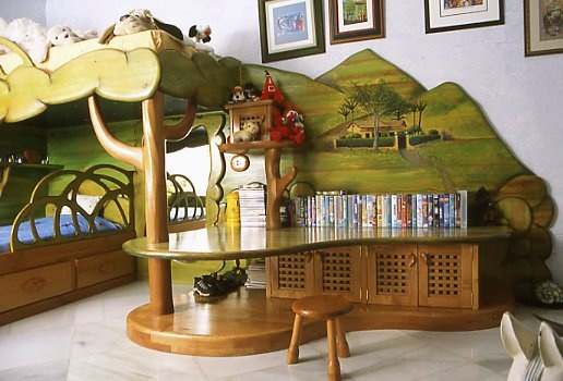 Dormitorio Infantil.Looks so well made
