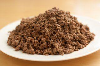 Carne molida para tacos