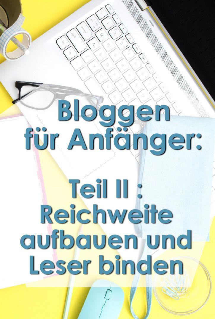 In Teil I meiner Bloggen für Anfänger - Reihe habe ich dir bereits erklärt, wie man einen Blog aufbaut. Nun brauchen wir aber auch noch das Wichtigste für unseren Blog: Die Leser! In diesem Post geht es darum, wie du dir langsam aber sicher eine Leserschaft aufbaust und deine Blogstatistiken messen kannst.