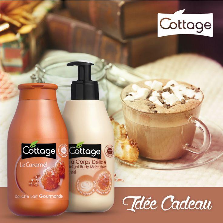 Coffret Délice Le Caramel - Cottage