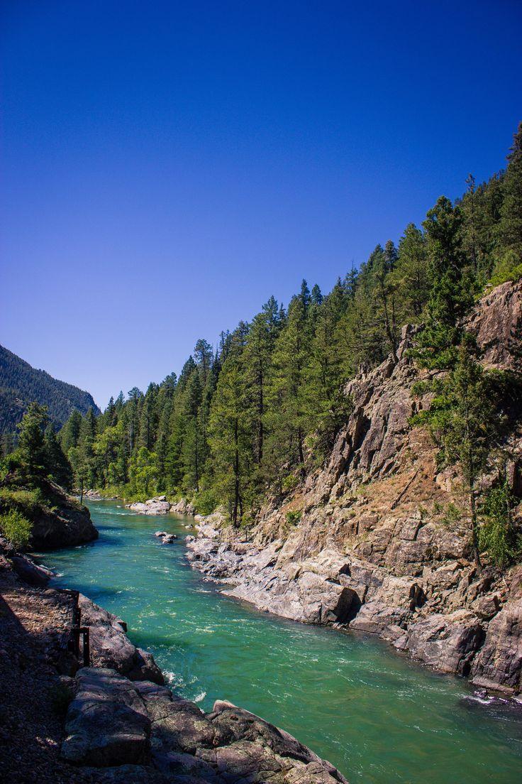 Animas River Colorado  From the Durango-Silverton Train [2592 x 3888] (OC) #reddit