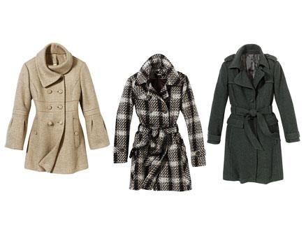 Фасон пальто для невысоких девушек