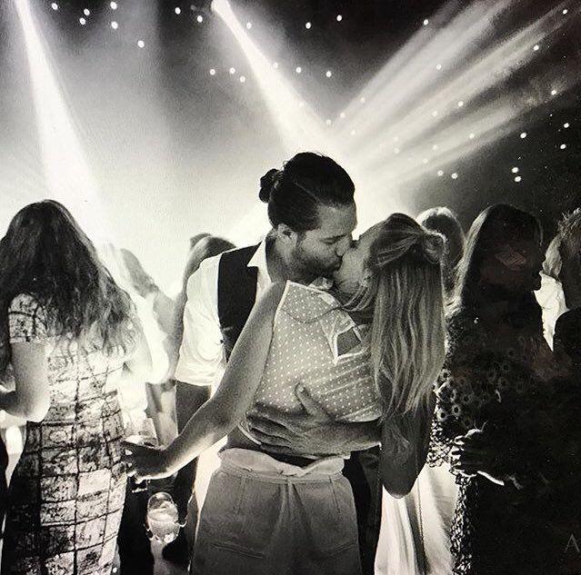 Margot Robbie allegedly married her longtime British director boyfriend Tom Ackerly over the weekend!