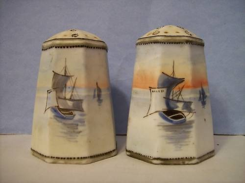 1000 Images About Toothpick Holders Salt Pepper Shakers On Pinterest
