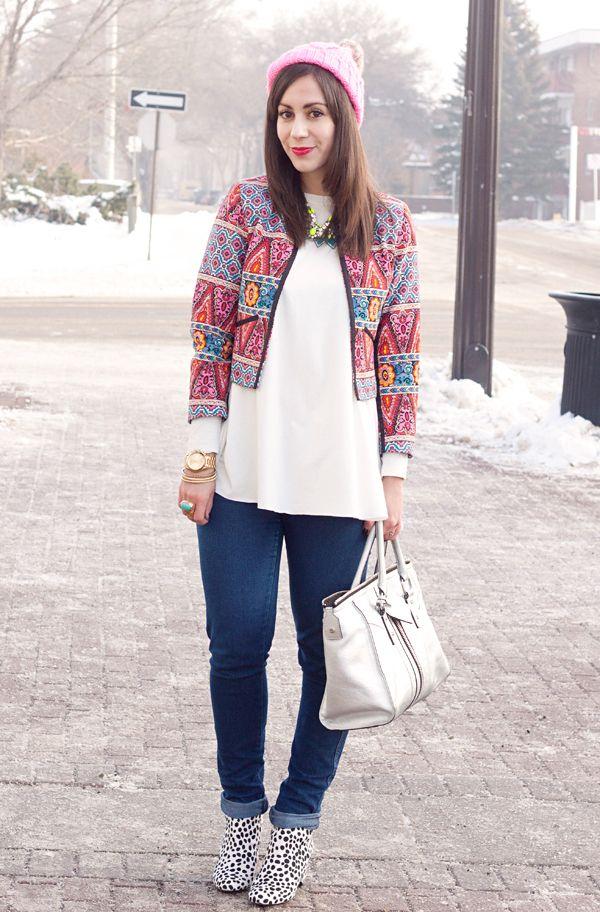 {Style} Winter Pinks