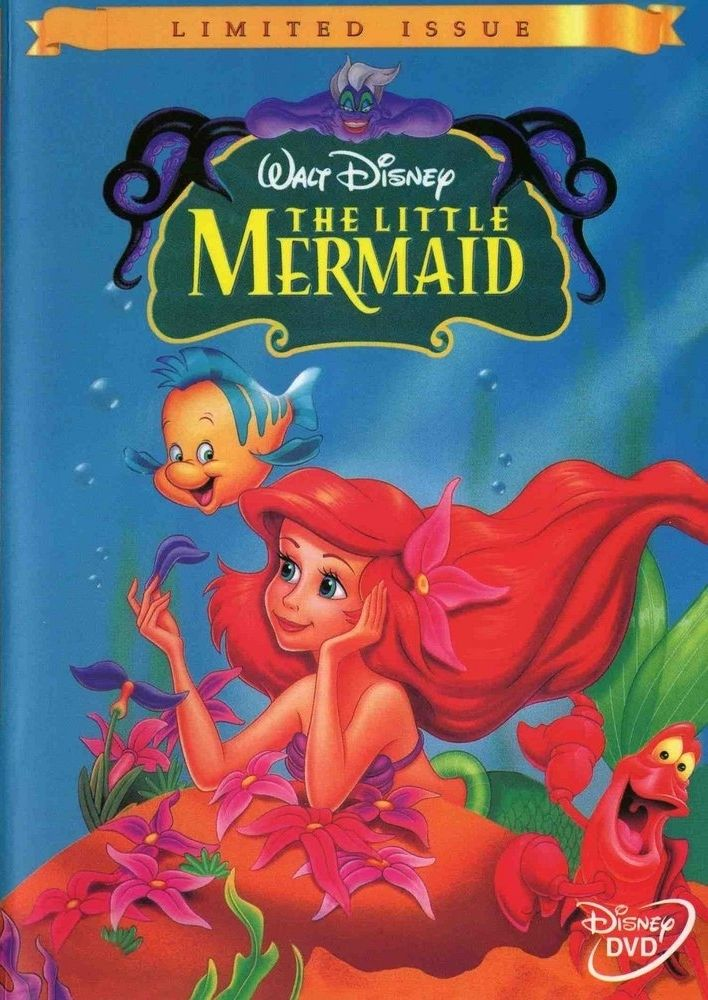 the little mermaid | The-Little-Mermaid-Limited-Edition ...