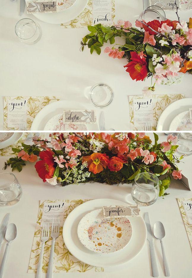focus on pattern!: Tablescapes, Flowers Arrangements, Trellis Patterns, Queen Anne Lace, Flowers Decor, Queen Annes Lace