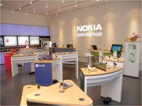 Nokia Store Mall Of Emirates Dubai