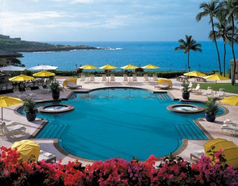 Manele Bay Resort - Lanai, Hawaii