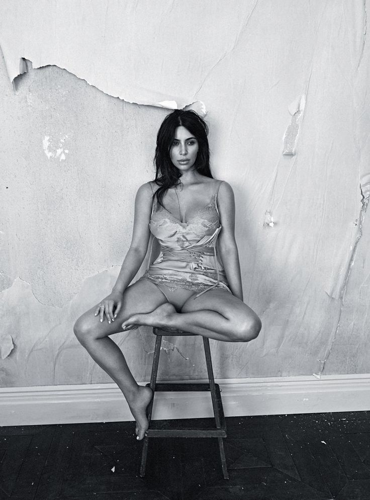 Kim Kardashian West for Vogue Australia June 2016, by Lachlan Bailey