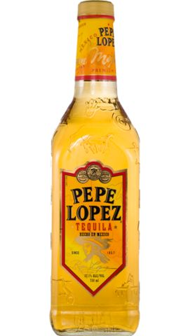 Shop Pepe Lopez Gold, 700ml online at just NZD41.99 from Liquor Mart in NZ, this is an online liquor store in NZ.  #Spirits  #Wine   #Tequila